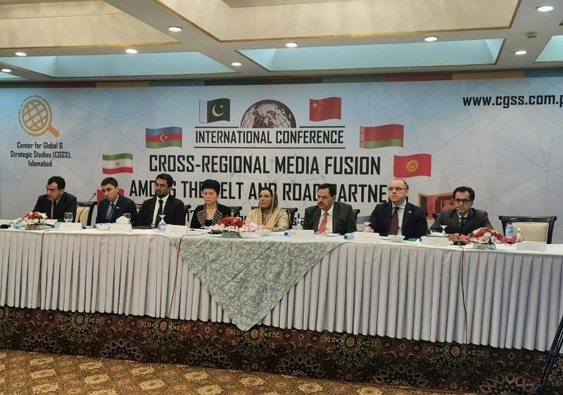BRI & CPEC bringing shared development for entire region: Dr Firdous