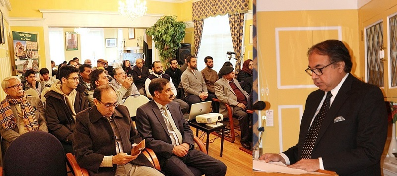 International Human Rights Day Event at Pakistan's High Commission in Ottawa
