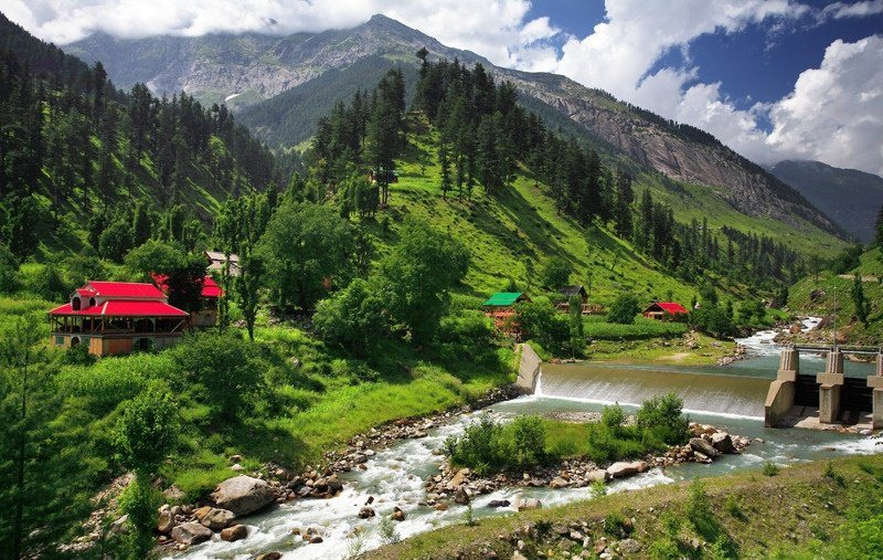top 10 places to visit in Azad Kashmir