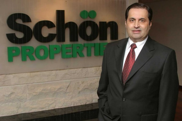 Nasir Schon - 10 richest persons of Pakistan