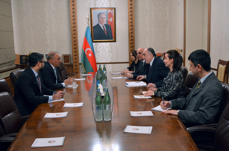 Saeed Khan Mohmand Completes His Tenure as Pakistan's Ambassador to Azerbaijan