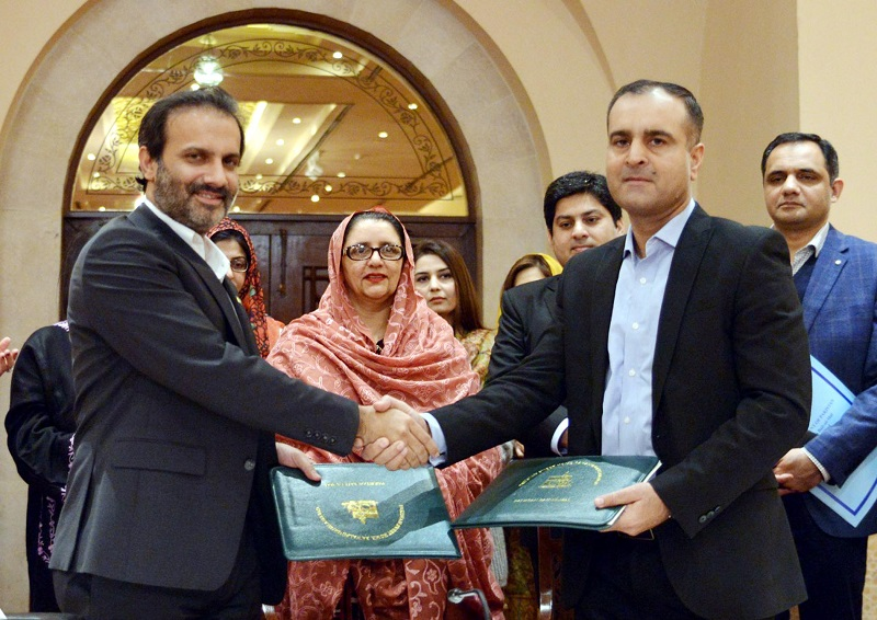 Pakistan Bait-ul-Mal signs MoU with ABCTE for teachers' capacity building