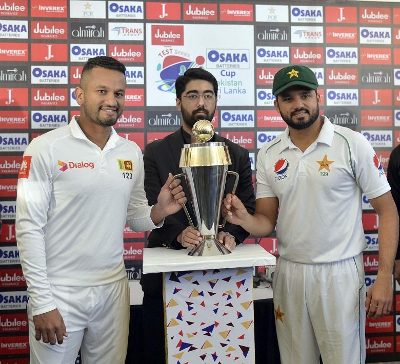 Buy Online Tickets of Pakistan vs Sri Lanka First Test in Rawalpindi
