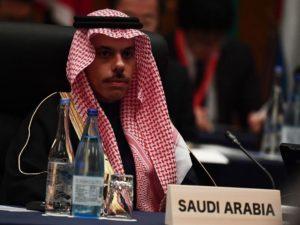 Saudi Foreign Minister Prince Faisal bin Farhan to visit Pakistan on Thursday