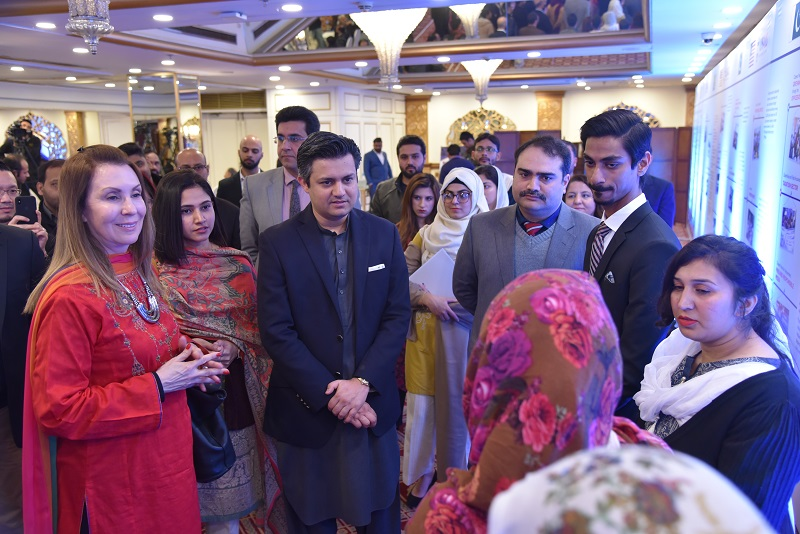 Achievements of US-funded Citizens' Voice Project in Pakistan Celebrated