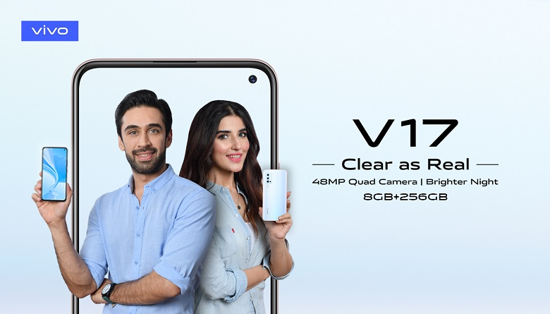 Vivo V17 Launched in Pakistan
