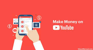 How to make money from youtube in Pakistan