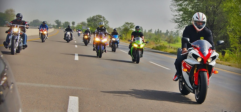 Motorbikes with 600CC Engine to ply on Motorways soon