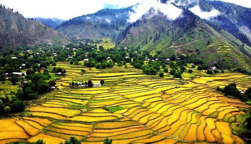 Places to see in AJK