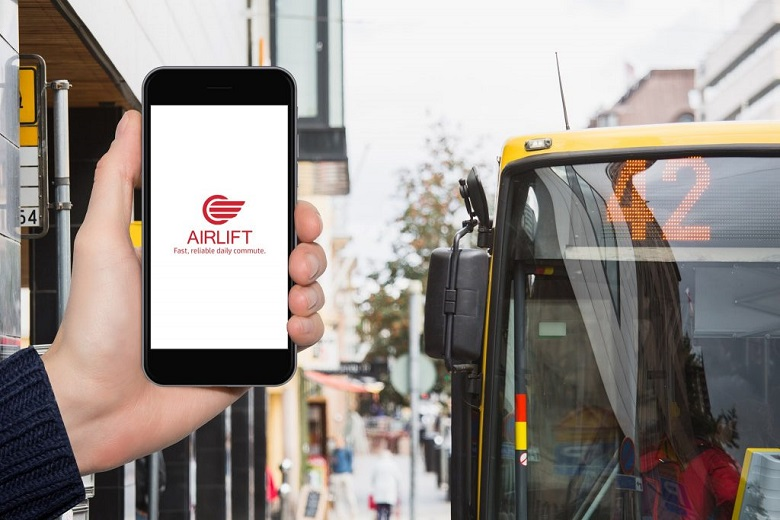 How to Book a Ride on Airlift?