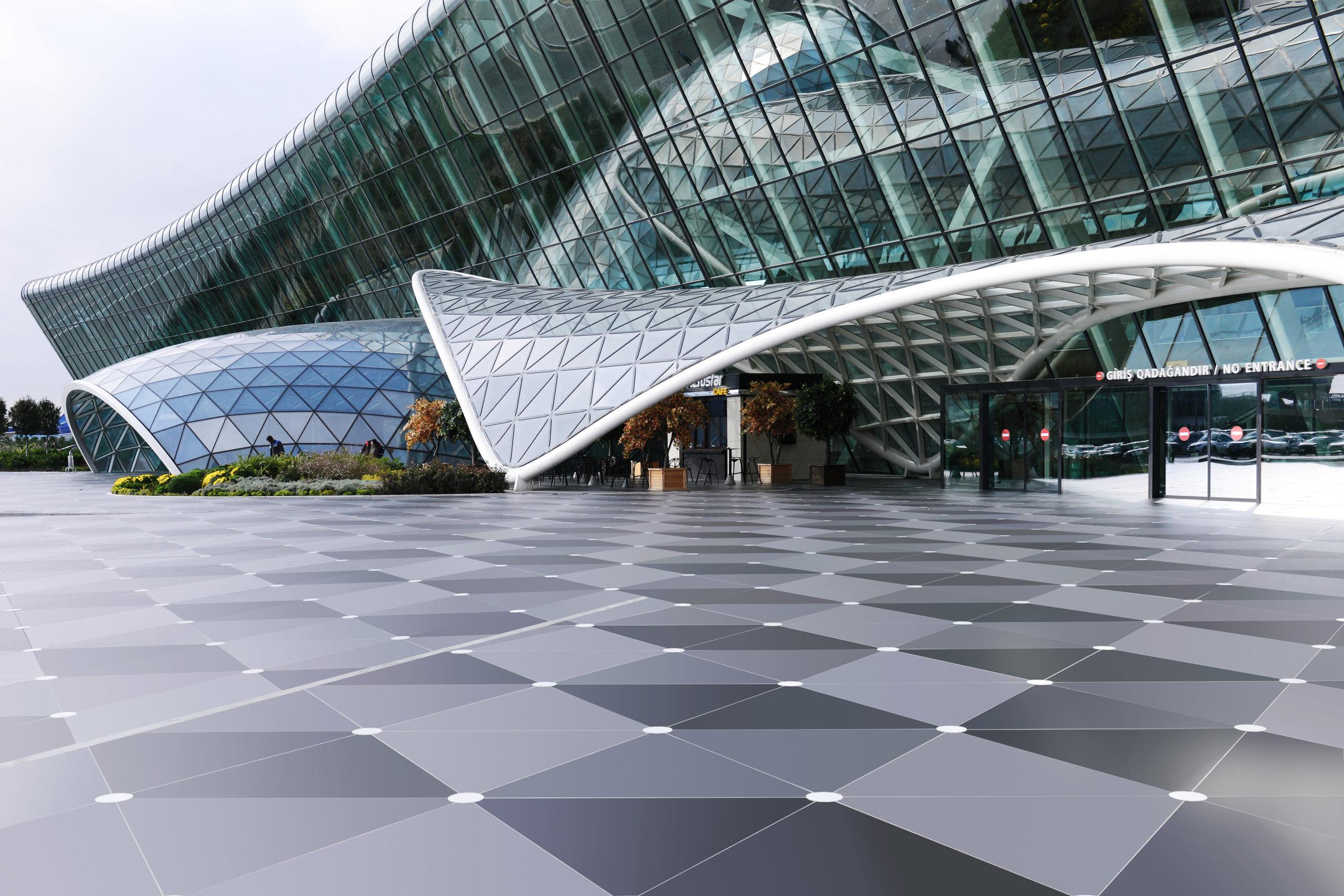 Heydar Aliyev International Airport Baku becomes the most punctual, busiest airport in the region.