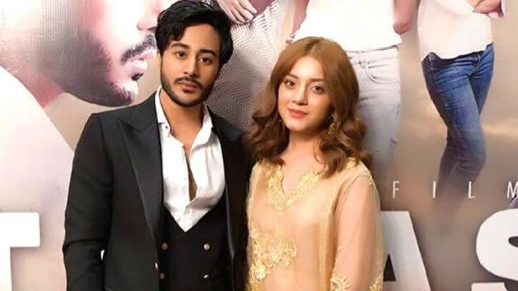 actress alizeh shah