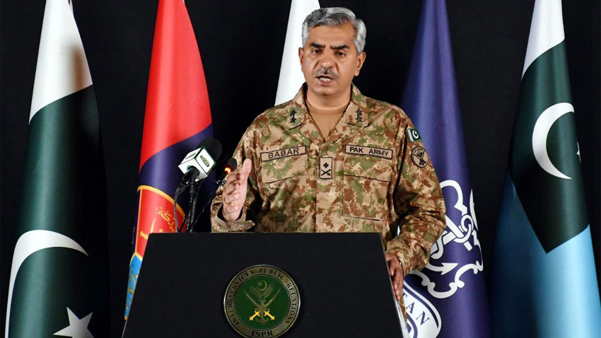 Pakistan army - Pakistan army has announced that it will not take internal security allowance during the Coronavirus duty, and the amount will be spent on the patients affected from the virus.