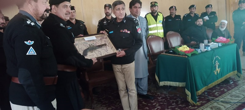 Khasadars from South Waziristan be merged into KP police soon: IG