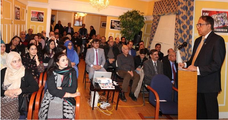Pakistan High Commission in Ottawa Observes Kashmir Solidarity Day