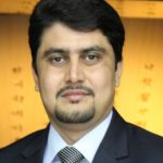 Zeb Alam Khan Deputy Ambassador of Pakistan to Ukraine