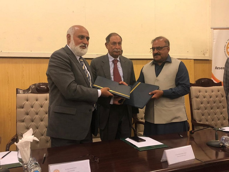 CGSS and Punjab University Sign MoU for Cooperation