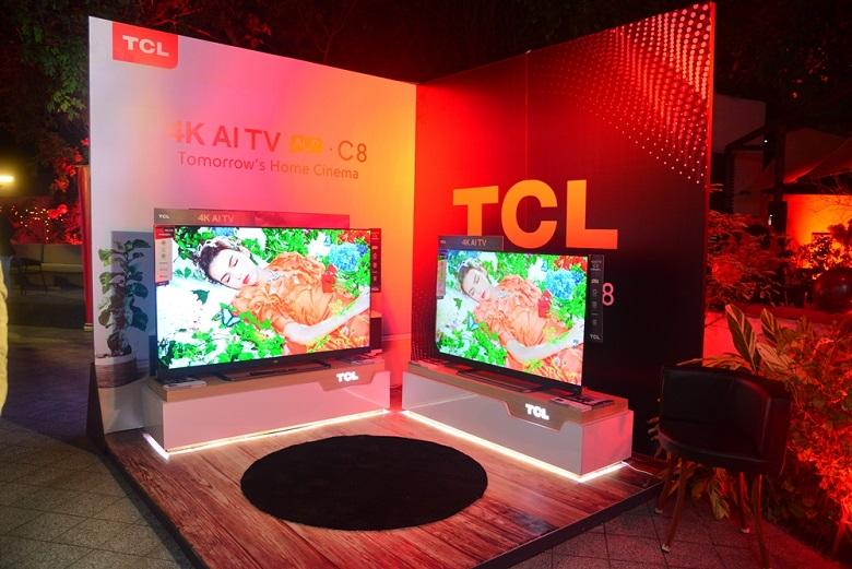 live tcl c8