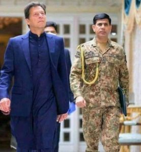 Brigadier Mohammad Ahmed - Brigadier Mohammad Ahmed has assumed the charge of new Military Secretary to the Prime Minister. The outgoing Military Secretary Brigadier Waseem Iftikhar Cheema today paid farewell call on the Prime Minister Imran Khan.