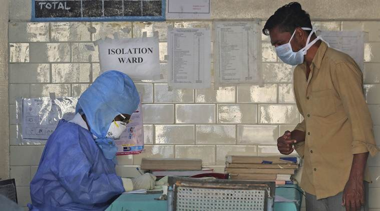 Muslim COVID-19 patients in India - In the Ahmedabad Civil Hospital in India, around 40 Muslim patients of COVID-19 have been separated from the Hindu patients, and different wards have been allocated for them.