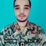 Pakistan army aircraft Mushaq on routine training mission crashed near Gujarat on Monday morning, resultantly two pilots embraced Shahadat (martyrdom).