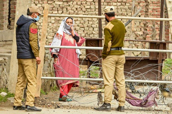 Indian Occupied Kashmir through Lenses of Masrat Zahra
