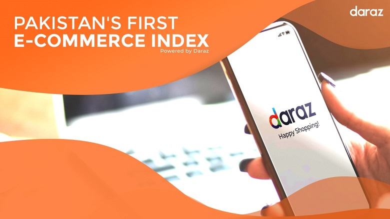 Daraz - Pakistan's first E-commerce Index, which provides insights on consumer behaviour and maps out the growth of the ecommerce industry, was launched by Daraz at an online event hosted by the platform and attended by the Federal IT Secretary Shoaib Siddiqui on April 16, 2020.