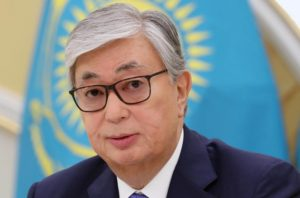 Kazakhstan President - President of Kazakhstan Kassym-Jomart Tokayev has expressed gratitude to Pakistan for providing medical supplies as humanitarian aid to Kazakhstan to treat the Coronavirus infected patients.