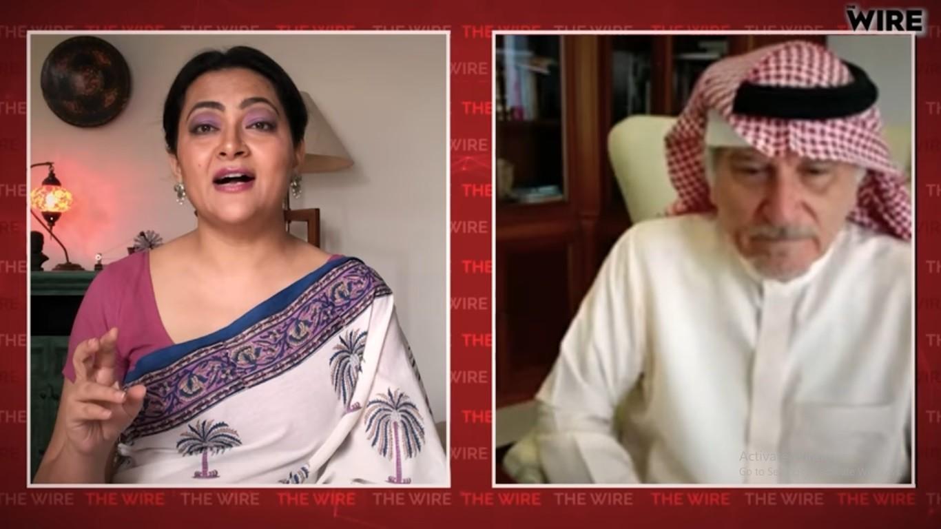 Arabs faced worst kind of hatred attacks from Indian Hindus, observes top journalist of Arab World Khalid Al-Meena