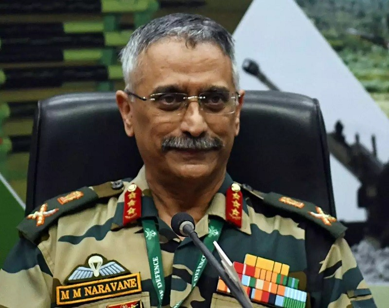 """Indian Army Chief - Baffled and dismayed over the recent standoff between the Indian and Chinese troops at Ladakh region, the families of the Indian armed personnel have raised serious concerns over the conduct of the Indian Army Chief General Manoj Mukund Naravane and questioned his ill-directed priorities. The recent scuffle between Indian and Chinese troops at Galwan Valley in the disputed border region of Ladakh caused a huge embarrassment to New Delhi as it evidently exposed the Indian army's professional competency and preparedness for the adversity. Though the exchange of accusations still continues but the Indian government has admitted to have suffered fatalities among its armed personnel at the hands of the Chinese troops at Galwan Valley. Reportedly the number was much higher but the Indian government conceded merely 20 deaths and 76 injuries to its troops. In addition to that, a few of Indian soldiers were held by the Chinese forces but were later released. The humiliating defeat at the hands of the Chinese troops raised eyebrows and triggered serious concerns among the Indian armed personnel and their families in India with regard to their safety and spirit compromised by the imprudent decision making at the top political and military level. In an """"Open letter to the Chief of the Defence Services"""" published by the """"The Times of India"""" on June 20, the families of serving and retired personnel of the Indian armed forces grilled the Indian Army Chief about the losses, they were inflicted upon by China at Ladakh border. The families asked the Indian Army Chief to bring forward the facts about the Ladakh clashes. They also questioned his integrity, his politically motivated appointment, his undue intervention in hierarchically devised and executed military strategies. Below is the text of the 'Open letter to the Chief of the Defence Services': """"Dear General, We the families of serving and retired personnel of the armed forces stand steadfast with our soldier"""