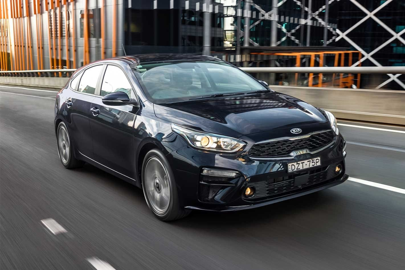 Kia Motors is all set to launch its latest and the most hyped Cerato in Pakistan, according to the recent famous reports. If these reports by local automotive journalists are to be believed, then the vehicle will be in the showrooms by the end of this year. How Does Kia Cerato Look Like? Kia Cerato is a midsize family Sedan. It is likely to compete against the current popular in the Pakistani market including Toyota Corolla, Honda Civic, and Hyundai Elantra. It is the fourth generation in the Cerato series, otherwise known as the Kia Forte in the North American market. The previous generations of the car haven't been introduced in the local automotive industry. The new version carries the same old charm and style from the flagship, a full-size sedan called the Kia Stinger. The Engine The reports have revealed that the Cerato will have a 1.6 liter in-line 4-cylinder Petrol Engine with 123 horsepower and 154 newton/meters of torque. It can be mated to a 6-speed automatic gearbox and a 6-speed manual one. Multiple variants of the same car have been brought in Pakistan by Kia Lucky Motors to test them for the local compatibility and any other changes that might be required to fit it. Tech Features of Cerato Even though local tech-features of the cars haven't been revealed yet, but the base model of the car in international markets include the following features. Keep in mind that these features are compulsory in Cerato, but the others offer them as optional. - Rear trunk light - Automatic front headlights - Rear seat heat ducts - Tilt and telescopic steering column - Dual-zone automatic climate control - Steering wheel-mounted volume controls - Forward Collision-Avoidance (FCA) - Lane Keeping Assist (LKA) - Lane Departure Warning (LDW) - Cruise Control - Eight-inch touchscreen infotainment system with Apple CarPlay and Android Auto Optional Features of Cerato Cerato does offer a few optional features as well. They include: - Soft-touch interior surfaced - LED interior l