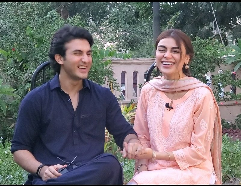 """Sadaf Kanwal Won't Perform In Item Songs Again! Sadaf Kanwal is a name unknown to no one. After her marriage with Shahroz Sabzwari, the couple has become the most controversial one in Pakistani entertainment. As soon as the news of their marriage went viral, people started bashing the duo left, right and center. However, for the first time, after their marriage, the couple gave an interview to a news outlet and shared a lot about their life. But, the most interesting thing about it all was Sadaf announcing her exit from the item song world after one epic hit. Shahroz's Dislike For Items Songs The interviewer asked Sadaf that Shahroz is strictly against item songs, while she not only performed in one, but it was a massive hit. To this, she replied that he never had any problem with her acting in an item song and never discussed this with her either. She said: """"That (the item song) was my work, an art, and I own it. In fact, I love it."""" Shahroz went on to explain that he does not have a problem with item songs but has a problem with these songs placed in an irrelevant place. He said to the interviewer: """"Personally, that was my favorite song."""" Sadaf On Never Doing Item Songs Again The interviewer asked Sadaf that now since she is married, will she be interested in doing an item song, if it is offered to her. To this, the ace-model replied: """"No…. I won't. Because now I am married. Now I have a family. Previously, I was single. Now I have such a big family, which I have to consider."""" On Adopting The Eastern Look The interviewer asked Sadaf that she has the image of an extremely glamorous model. People look up to her for her unique style and smoldering appearance. However, she has now transformed into an Eastern woman. Shahroz answered this one for her and told the interviewer that this is what he loves about her. She can take on multiple roles and transform into what others she likes for the sake of others too. On Negative Media Attention The interviewer asked the couple"""