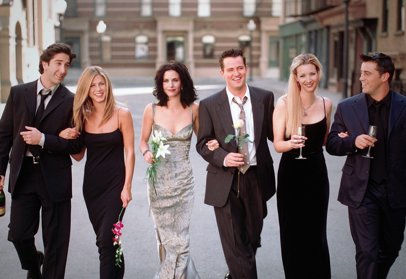 """'Friends' Is Coming Soon And Here's What You Need To Know! Pivot Pivot! As Ross Geller aka David Schwimmer said in Friends, it is time to pivot now that Corona Virus has started to subside in the countries around the world. HBO Max now pivoting the production plans for the reunion of Friends considering the virus and its current status. It is time to shout from the rooftops because the most popular show of all time is coming back! Ross Reveals The Details David Schwimmer who played Ross Geller in the 90s sitcom has revealed the details of the upcoming reunion. While talking to the host in 'The Tonight Show', he revealed that tentative plans are being made to film the reunion in quarantine, claiming that it is going to be special for every fan.  The highly anticipated reunion has been in works since long and was scheduled to begin shooting in March. However, the public health emergency that followed the pandemic outbreak in the country brought a halt to it. When's FRIENDS Coming Back? David in his interview with Jimmy Fallon shared: """"It's supposed to happen maybe in August — the middle of August.  """"But honestly, we're gonna wait and see another week or two if we all determine it's really safe enough to do. And if not, then we'll wait until it's safe. On the topic of the reunion and who among the OG cast is coming back, David shared the best news that everyone including Jennifer Aniston, Courtney Cox, Mathew Perry, Lisa Kudrow, and Matt LeBlanc will be a part of it. He further said that he and the other cast members """"would love to shoot the special"""" that was born as an unscripted conversation among the onscreen friends on the show's original soundstage in the Burbank.  Were Ross & Rachel On A Break? Among other things that Schwimmer talked about, he also shared his opinion on the age-old debate that has rocked the entertainment fraternity and its viewers since the show was launched. Were Ross and Rachel really """"on a break"""" when she accused him of cheating on her durin"""
