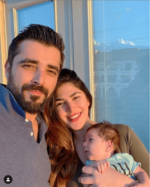 Hamza and Naimal - the most popular and the heavenly gorgeous couple of industry is celebrating the 1st wedding anniversary.