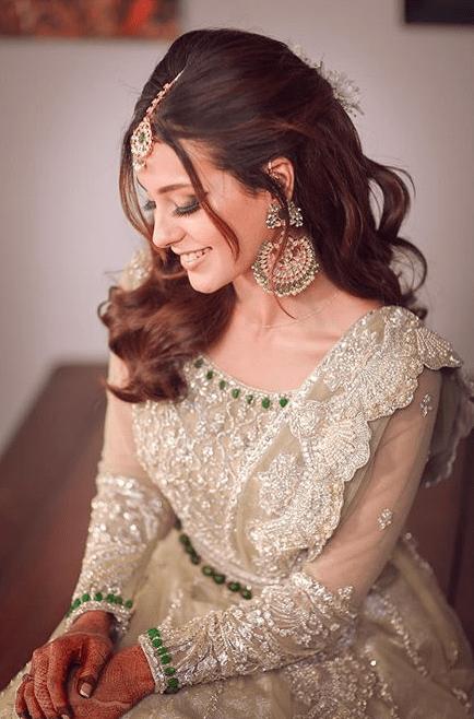 Iqra Aziz valima picture