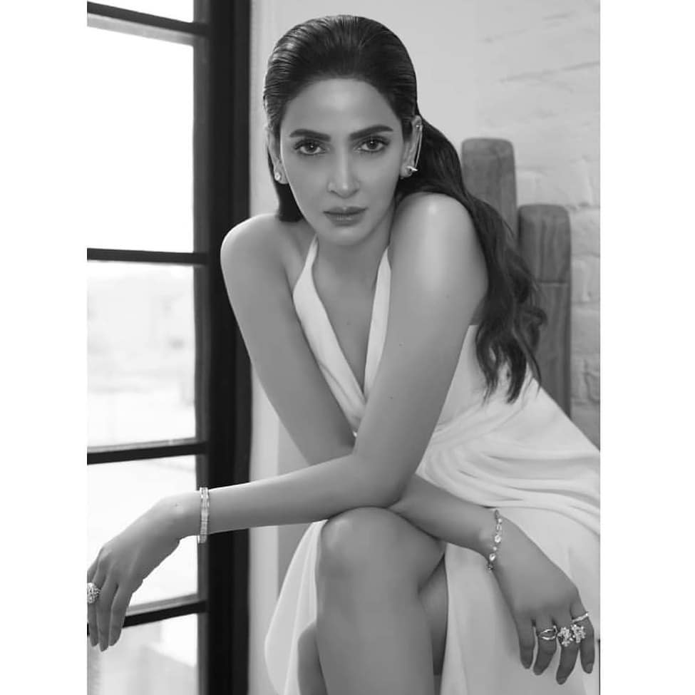 Saba Qamar – Age, Instagram, Career And Complete Biography Saba Qamar is the name unknown to no one. The known actress is not only loved in Pakistan, but her mettle was proved in India as well, where she got a nomination for herself too. One of the best actresses Pakistani industry has ever known, let's know a bit more about her today. Personal Information: Name: Sabahat Qamar (changed to Saba Qamar now) Age: 34 Profession: Actress, Model, TV Host, Anchor Birthplace: Gujranwala, Punjab Zodiac Sign: Aries Hometown: Lahore, Pakistan Debut: Aina 2013 (Film), Main Aurat Hoon 2005 (TV) Marital Status: Unmarried Instagram Account: @sabaqamarzaman Twitter Account: @s_qamarzaman YouTube Channel: Saba Qamar Official Early Life Saba Qamar, formerly known as Sabahat, was born in Hyderabad, Sindh but she lost her father when she was only three-year-old. After that, she along with her family moved to Gujranwala. Saba, for the most of her life, lived with her grandparents before moving to Lahore and pursuing her career in acting at the age of 19. She did her matriculation from Gujranwala and got her higher education from Lahore where she still lives. Her mother along with her siblings including one younger and one elder sister reside in Karachi. This is all we know about her because she never discusses her personal life on media. Early Career Qamar's first appearance on the Television screen was through PTV's Main Aurat Hoon. Following it, she starred in multiple PTV dramas including Chaap, Dhoop Mein Andhera Hai, Kanpur Se Katas Tak, and Unbiyaanable. In 2007, she starred in the Indian remake of the film Khuda Gawah by ATV. She also played the role of Fatima Jinnah in the tribute series to Muhammad Ali Jinnah. The series failed on-screen, but she got a nomination for the Best TV actress (Terrestrial) at LUX Style Awards. Successful TV & Cinematic Career Qamar's career actually kicked off when she played a supporting role in Razia Butt's novel Bano's adaptation on Azadi called Da