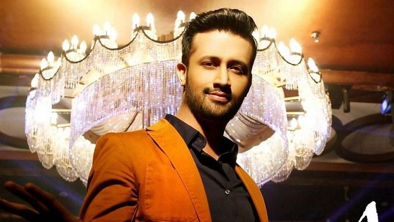 Atif Aslam Sets Social Media on Storm Hinting Towards New Collaboration!