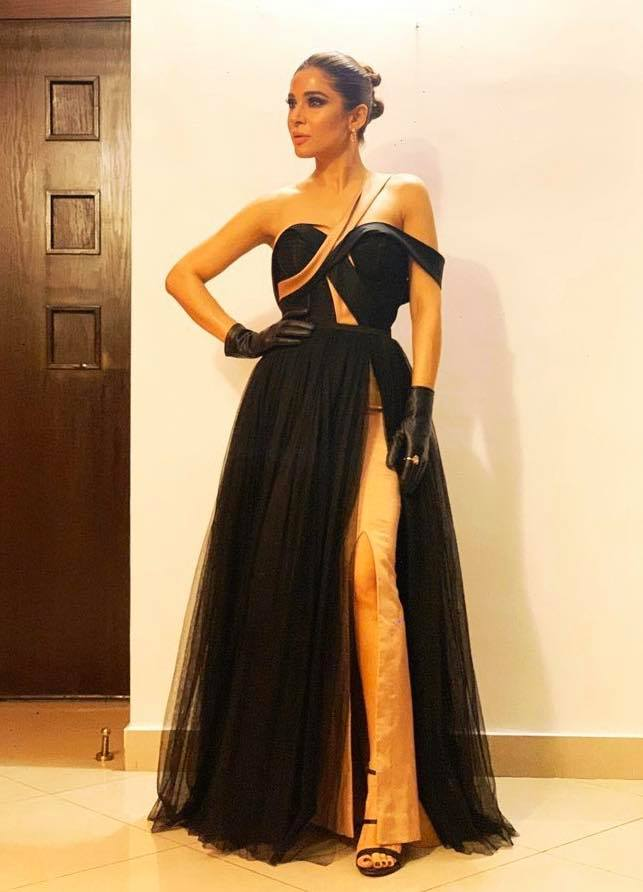 Ayesha mostly loves to wear western and bold dresses. She is a fashionista and always stands out in terms of dress-ups specifically in award shows. Here we have compiled some bold pictures of Ayesha Omer that will leave you stunned!
