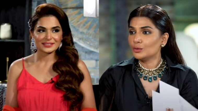 Meera and Iffat Omar Get into Fight for Not Revealing Age on the Show!