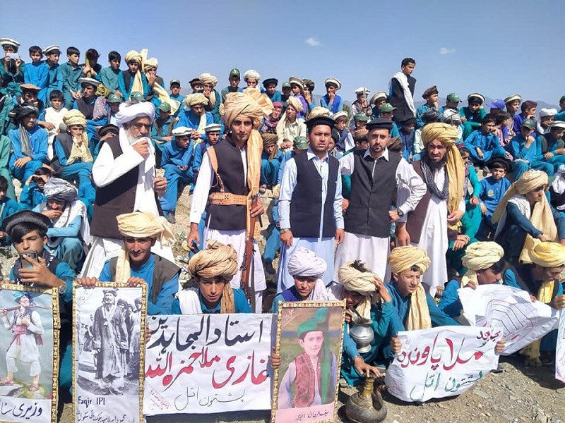 Pashtun Culture Day - To keep the tradition alive, dwellers of the scenic Shakai, a tehsil in Khyber Pakhtunkhwa's South Waziristan district marked the 'Pashtun Culture Day' with traditional zeal and enthusiasm. The day was marked with great enthusiasm by showcasing poetry, music, dance, attire, customs, and several other aspects of culture. A large number of people from all walks of life including elders, school teachers, students, and youth participated in it. The Shakai tehsil, with a population of around 70,000, is one of the most picturesque valleys with mountains covered with lush green trees, a cold atmosphere, fresh air, and most importantly, clouds on the roads hugging you full of happiness. The scenic valley is located some 33 kilometers north of Wana headquarter of district South Waziristan. Little schools children and youth with traditional pakhtun dress and turban took part in huge numbers. On the occasion, a number of stalls were set up to showcase various items including traditional foods, fruit, dress, and other items. The jubilant participants of events stressed that it was necessary to show the world that Pashtuns were peace-loving people with a vibrant culture and traditions. It is pertinent to mention here that the Pashtun Culture Day is celebrated on September 23 every year since 2015. This day was designated for promoting Pushtuns culture during the World Pashto Conference held in Quetta on September 15, 2015.