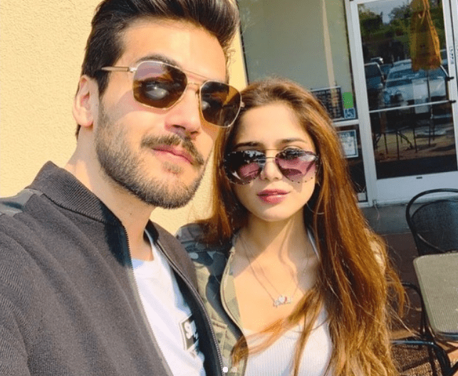 """Aima Baig and Shahbaz Shigri are the new best couple of everyone. Even though everyone knew about them, but everything was such a hush-hush that we only got to know about it from Aima's interview recently. Since then, social media has gone gaga over them. So, we thought, why not join the bandwagon? This is why, today, we have brought together the best and the most romantic pictures of Aima Baig and Shahbaz Shigri that have our hearts. The Ultimate Foodies The couple who eats together, love the same kind of food, stays together. Isn't that right? This before and after eating chipotle is totally adorable. The Cuties Oh, our hearts! The duo looks super cute together here. We wish we can see more of these pictures on our grams! The PDA! Even though they took some time to officially announce, but Aima has been vocal about their relationship on Instagram. And once again, she went super cheesy with the foodie caption too: """"The avocado to my toast. Or should I say guac to my nachos?"""" Twinning Together! This is one of those picture-perfect moments captured on the camera forever. What a vibrant picture. The Lovely Laughs Aima is known to mention in her captions that she is always laughing even when Shigri cracks lame and stupid jokes. This picture is one beautiful representation of that. Posing If you look at the couple's pictures, you will find most of these posed together in the same way. But they still look totally cute here! The Sunshine Titled as 'the sunshine in the cloudy day', they look absolutely beautiful in this picture together. Don't they? Vacationing! The couple's actually story on social media started when they were seen vacationing together, and this picture in Sacramento, California is one testament to that."""