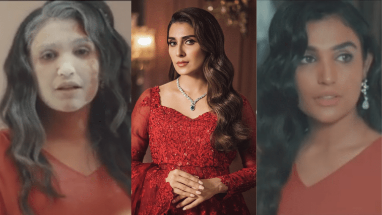 Ayeza Khan VS Amna Ilyas - What is All about This Cold War?