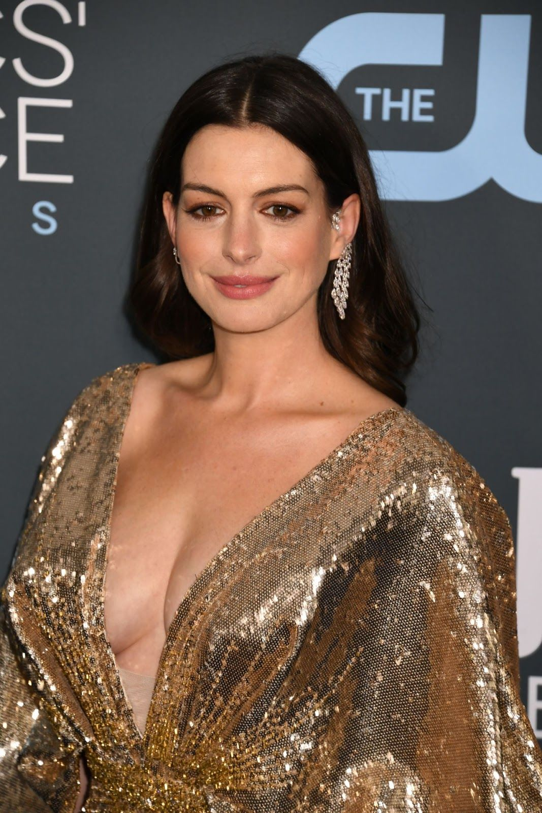 Anne Hathaway is the most gorgeous actress in Hollywood who has received many awards including an Academy Award, a Primetime Emmy Award, and a Golden Globe. She was one of the highest-paid actresses back in 2015. Hathaway also appeared in Forbes Celebrity 100 list in 2009. Her magnificent looks and exceptional acting talent is one of the reasons that she has got a huge fan following. Here we have got a collection of the bold and beautiful Anne Hathaway!