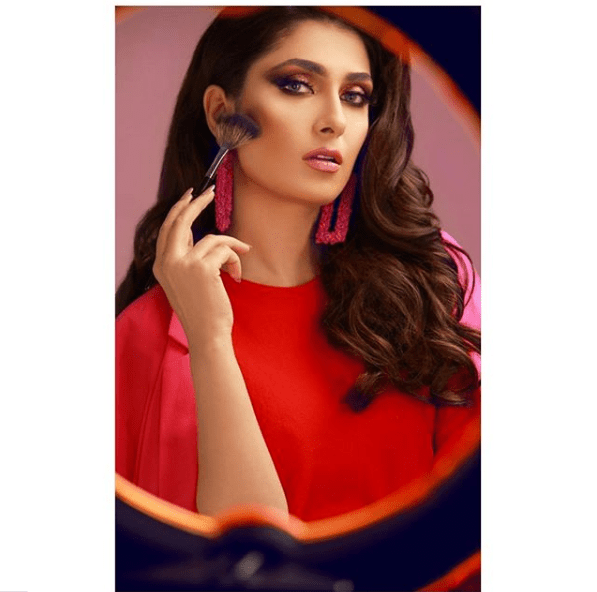 Ayeza Khan Slays Fans in Her Latest Photoshoot - Pictures Inside!