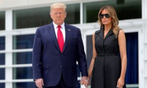 """Donald Trump - Prime Minister Imran Khan has wished the US President Donald Trump and the first lady Melania Trump a speedy recovery from COVID-19. The US President Donald Trump and his wife Melania Trump tested positive for COVID-19 and announced to go under quarantine. """"Wishing President Trump and First Lady Melania Trump speedy recovery from COVID-19,"""" Prime Minister Imran Khan said in a Twitter message on Friday."""