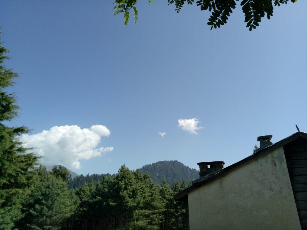 One can see Musa Ka masala from Danna Peak
