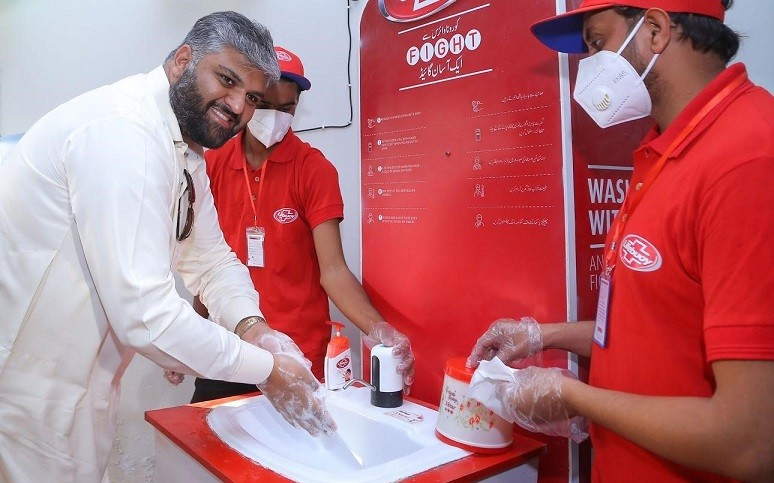 """Lifebuoy - CarFirst, Pakistan's most trusted used car trading platform, has announced Lifebuoy, the world's number one germ protection soap brand, as their official 'Hygiene Partner'.  Lifebuoy's global and national dedication to hand hygiene reinforced CarFirst's commitment to partner with the brand as their official hygiene partner.  The brand partnered with CarFirst to actively carry out Lifebuoy's commitment to promoting hand hygiene habits.  As part of the partnership, the brand will provide hand hygiene products to CarFirst at their customer-facing operations.  Commenting on this partnership Anam Toseef, Head of Corporate Communications CarFirst, said """"The health and wellbeing of our employees, customers, and members of our community is our utmost priority, and this collaboration aims to provide our community access to reliable hand hygiene. During the ongoing COVID Pandemic, we valued Lifebuoy's public service messaging, where they encouraged and appealed to the Pakistani public to wash their hands with soap, regardless of the brand. Everyone should take the necessary precautions and responsibly safeguard themselves and those around them. Thus, post lockdown, at CarFirst's first public press event, we handed out safety kits to all our attendees that included face coverings and Lifebuoy hand hygiene products. At our Multan Operations launch, along with our CarFirst's CEO, Raja Murad Khan, MNA Makhdoom Zain Qureshi, and members of the press joined our commitment to promote hand hygiene and maintain appropriate social distancing for the general health and well-being of our community."""" Commenting on this partnership, Asima Haq, Director Beauty & Personal Care Unilever, said """"Lifebuoy has always been a brand that has looked to support people to have better personal hygiene. Following the success of our partnership with Pakistan Cricket Board (PCB), we are very excited to be partnering with CarFirst, who are truly the drivers of change in the used car industry. Lif"""
