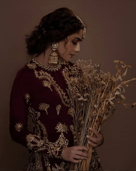 Maya Ali Spellbinds Fans With Her Latest Charming Photoshoot!