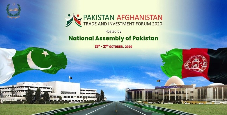 """National Assembly - The National Assembly will host a two-day Seminar on the """"Pakistan–Afghanistan Trade and Investment Forum 2020"""" in Islamabad on October 26-27. On the invitation of the Speaker National Assembly Asad Qaiser, the 17-member Afghan Parliamentary delegation led by the Speaker of Wolesi Jirga (House of People) of Afghanistan Mir Rahman Rahmani will participate in the Seminar. The Inter-parliamentary contacts, Pakistan-Afghanistan bilateral trade, regional security issues, and strategies to resolve all issues between the two Countries will be deliberated upon in the Seminar. The Seminar is the result of the efforts of the Executive Committee of Pak-Afghan Parliamentary Friendship Group headed by the Speaker National Assembly Asad Qaiser to enhance bilateral relations and eliminate the impediments to transit and bilateral trade."""