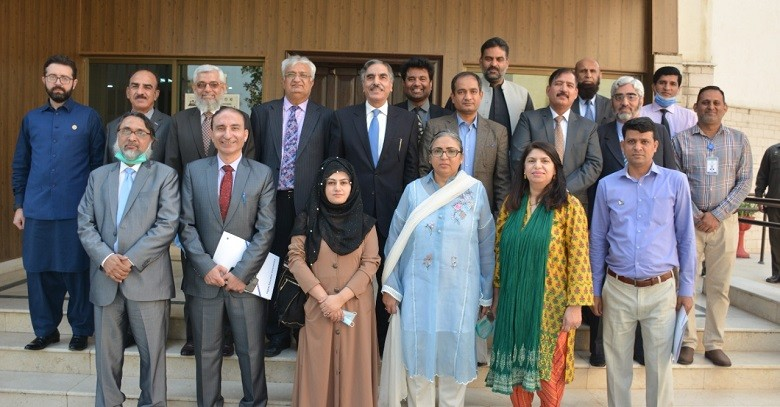 """National Technology Council - With a realization that the engineering technologists are not getting due recognition in Pakistan as compared to the developed world, where technologists have an edge of the practical hands-on approach to problem-solving, it was decided to take tangible measures for the betterment of engineering technologists in the Country. The decision was taken in the meeting of the National Technology Council (NTC), which was presided over by its Chairman NTC Imtiaz Gilani in Islamabad on Wednesday. The Chairman Higher Education Commission (HEC) Tariq Banuri also attended the meeting through a video link. The meeting was also attended by newly appointed members including Vice Chairman Prof. Dr. Muhammad Mukhtar and other ex-officio members. Speaking on the occasion, the Chairman NTC said that the Council is committed to working for the betterment of engineering technologists and improving the overall standards of technology education and curriculum in the light of contemporary challenges. The Chairman NTC said that the significant issues of engineering technologists needing immediate attention include approval of their service structure. """"The service structure needs to be based on a vertical growth, opportunities to compete for research, and technologically oriented positions in the Country, including entrepreneurship in technologies relevant domains,"""" he said. The NTC meeting participants appreciated HEC's initiative for the announcement of 200 scholarships for technologists. They took important decisions with regard to streamlining academic and governance activities at NTC. A committee was constituted to make the technology education in line with the HEC's Undergraduate Education Policy 2020. It was also decided to recommend the inclusion of one representative of technologist associations as the Council Member. """"If the associations fail to recommend one person and give more than one name, the Chairman NTC may appoint the most competent and well-ve"""